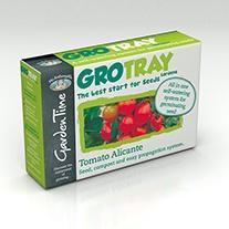 Garden Time Range - GroTray Tomato Alicante