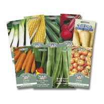 Fothergill's Favourite Vegetable Seed Collection