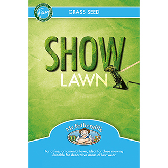 Lawn Seed - Show Lawn 500g