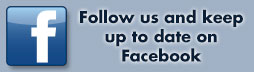 Follow us and keep up to date on Facebook