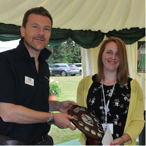 Mr Fothergill's award winner Sarah plans a new career in horticulture