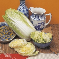 Oriental Veg Chinese Cabbage Blues F1 Seeds