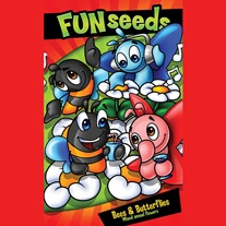 Fun Seeds Bees & Butterflies Mixed