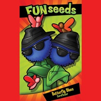 Fun Seeds Butterfly Blues