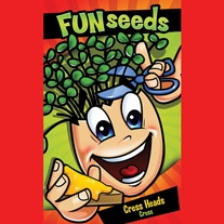 Fun Seeds Cress Heads