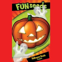 Fun Seeds Halloween Heads