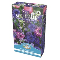 Seed Shaker Mixed Blue Annuals Seeds