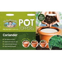 Pot Toppers - Coriander Seeds