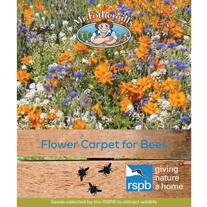 RSPB Flower Carpet for Bees Seed Mix