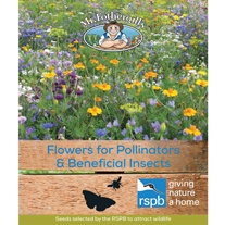 RSPB Flowers for Pollinators and Beneficial Insects Seed Mix