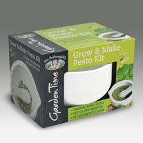 Garden Time Range - Grow Your Own Pesto Kit
