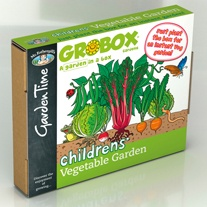 GroBox Gardens - Childrens' Vegetable Garden