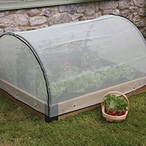 Raised Bed Micromesh Cover