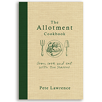 The Allotment Cookbook by Pete Lawrence
