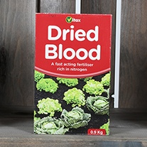 Dried Blood  Nitrogen Fertiliser 0.9kg