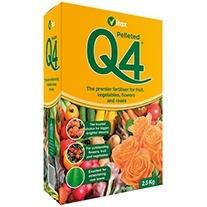 Q4 All-purpose Fertiliser 2.5kg