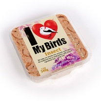 I Love My Birds™ Insect Cakes
