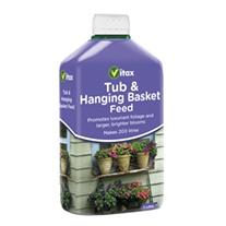 Liquid Tub & Hanging Basket Fertiliser 1ltr