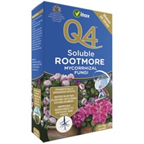 Q4 Rootmore Soluble Mycorrhizal Fungi 5x10g