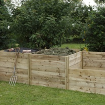 Slot Down Compost Bin Extension Kit