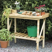 Garden Potting Bench