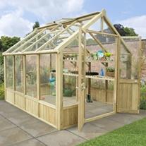 Vale Greenhouse 10 x 8