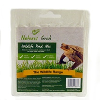 Pond Wildlife Food Mix 3 x 45g