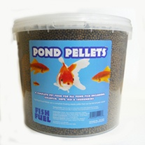 Pond Pellets Fish Food 5ltr