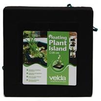 Floating Plant Island square 25cm