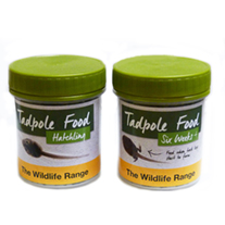 Tadpole Hatchling & Tadpole (6 Weeks +) Food Collection