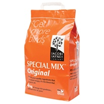 Special Mix Garden Bird Food 4kg