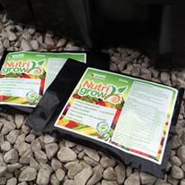 Quadgrow Nutrigrow Fertiliser Refill