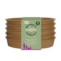 Bamboo Saucers