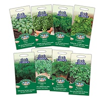 Backdoor Herb Seed Collection