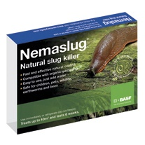 Nemaslug® Biological Slug Killer 40m²