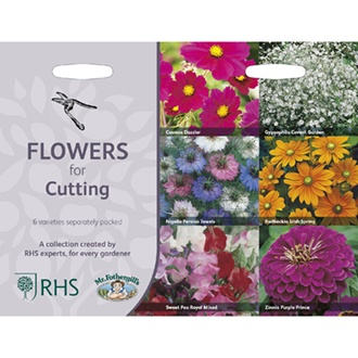 RHS Flowers for Cutting Collection