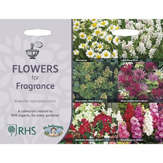 RHS Flowers for Fragrance Collection
