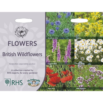 RHS British Wildflowers Collection