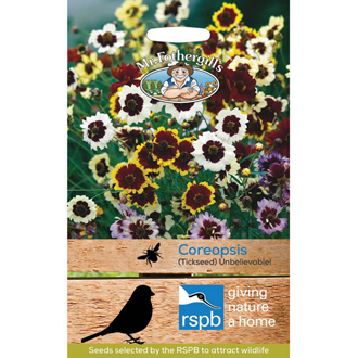 RSPB Coreopsis Unbelievable (Tickseed) Seeds