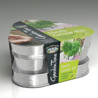 Garden Time Range - Herb Grow Kit