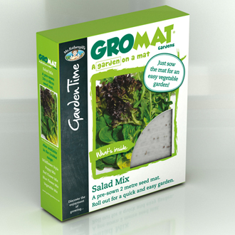 GroMat Gardens - Grow Your Own Salads