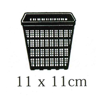 Aquatic 11cm square Baskets