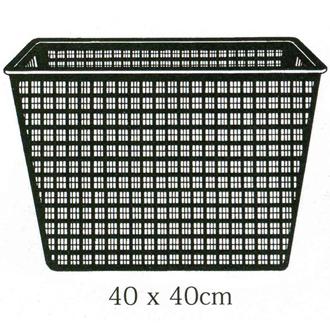 Aquatic 40cm Square Basket