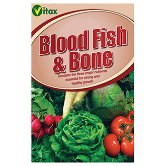 Blood, Fish & Bone Organic-based Fertiliser 1.25kg