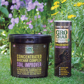 Carbon gold grochar soil improver from mr fothergill 39 s for Soil improver