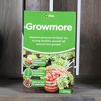 Growmore Multipurpose Fertiliser 1.25kg
