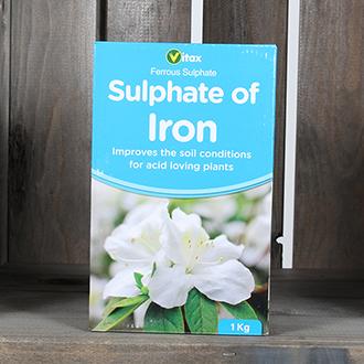 Sulphate of Iron Fertiliser 1kg