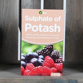 Sulphate of Potash 1.25kg