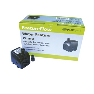 Featureflow 750 feature pond pump from mr fothergills for What size pond pump do i need