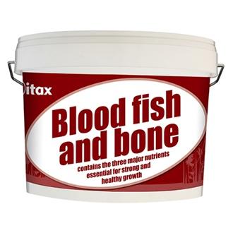 Blood, Fish & Bone Fertiliser 10kg